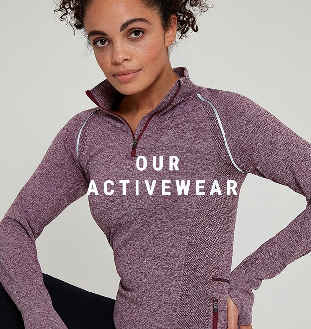 Our Activewear