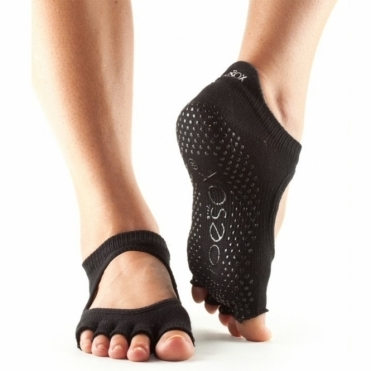 ToeSox Half Toe Bellarina Yoga Socks